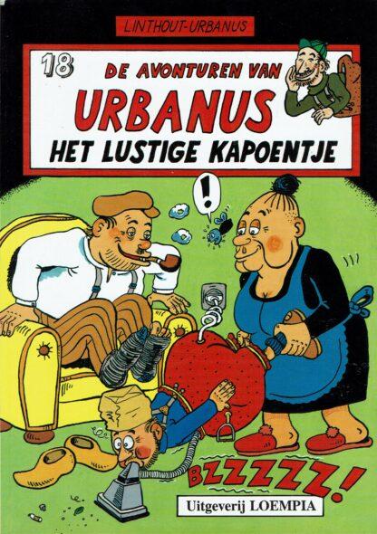 Urbanus het lustige kapoentje (deel 18)