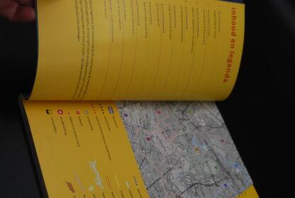 Wandelboekje buiten de binnenstad van Rotterdam-routes van 8-18km