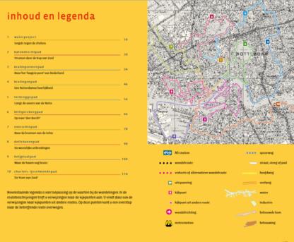 Wandelroutes Rotterdam-ISBN 9789078641360