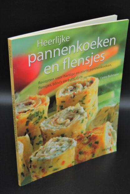 kookboek-heerlijke pannenkoeken en flensjes