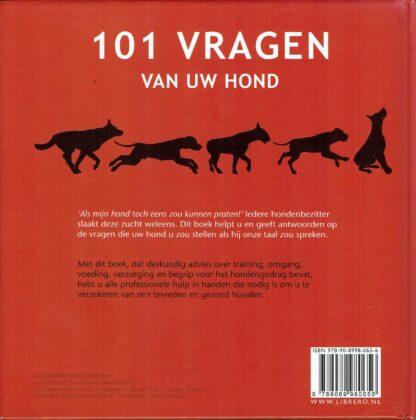 101 vragen van uw hond - Helen Dennis (achterkant)