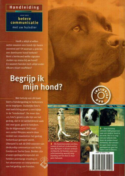 Begrijp ik mijn hond - Nicky Gootjes & Sacha Gaus