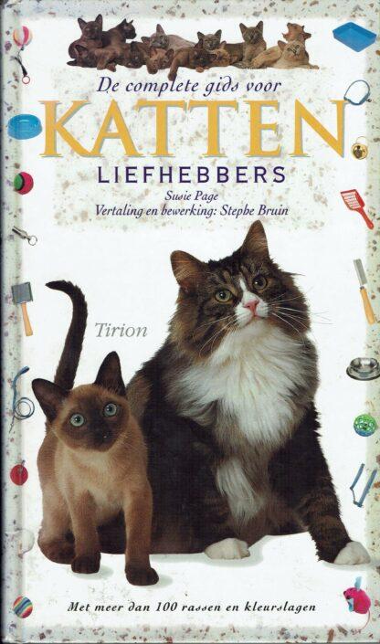Complete gids voor kattenliefhebbers - Susie Page