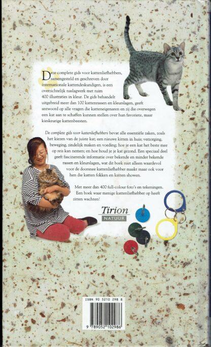 Complete gids voor kattenliefhebbers Susie Page-ISBN 9789052102986