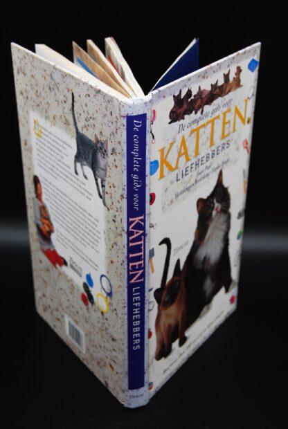Complete gids voor kattenliefhebbers-tweedehands kattenboek