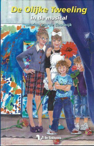De Olijke Tweeling in de musical - Marion van de Coolwijk