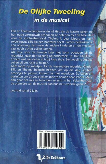 De Olijke Tweeling in de musical - Marion van de Coolwijk (beschrijving)