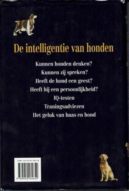 De intelligentie van honden -Stanley Coren