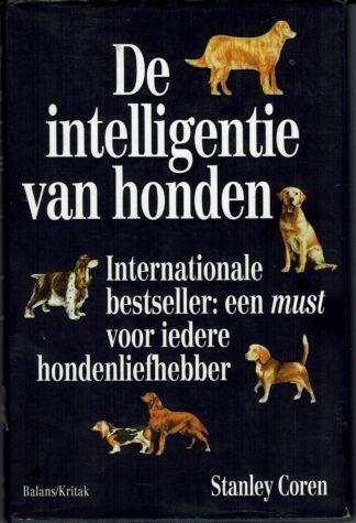De intelligentie van honden,bewustzijn en vaardigheden-Stanley Coren