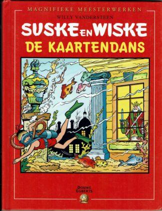 De kaartendans (DE uitgave) Suske en Wiske