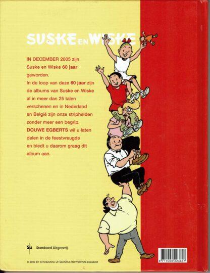 Magniefieke Meesterwerken De kaartendans (DE uitgave) - Suske en Wiske-hardcover