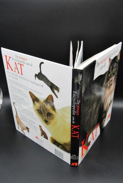 De nieuwe encyclopedie van de KAT, Bruce Fogle, tweedehands zeer goede staat