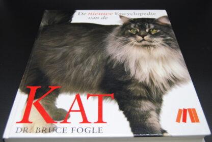De nieuwe encyclopedie van de Kat, dr. Bruce Fogle