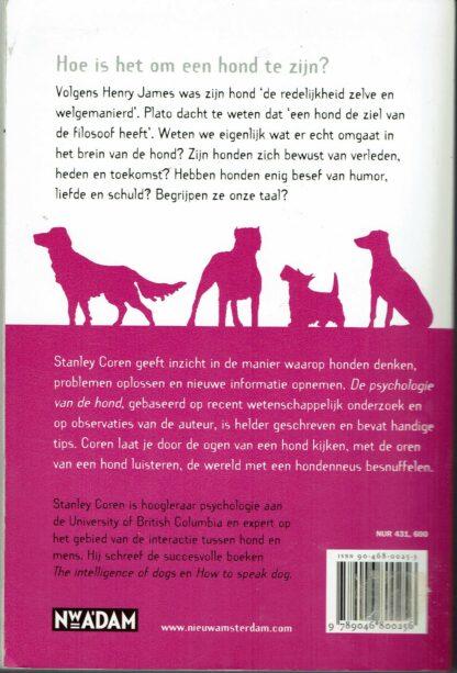 De psychologie van de hond - Stanley Coren (beschrijving)
