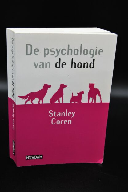 De psychologie van de hond, Stanley Coren. ISBN 9789046800256