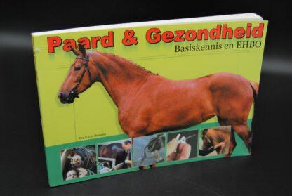 EHBO en Basiskennis over paarden, Tweedehands boek