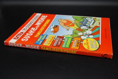 Familiestripboek 1997 inclusief stickers-Suske en Wiske
