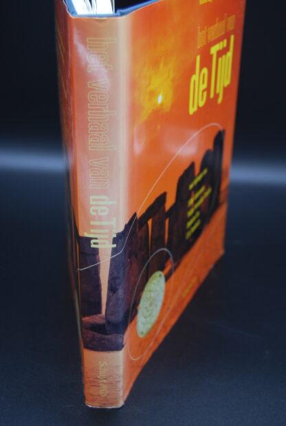 Het verhaal van de tijd, tweedehands boek