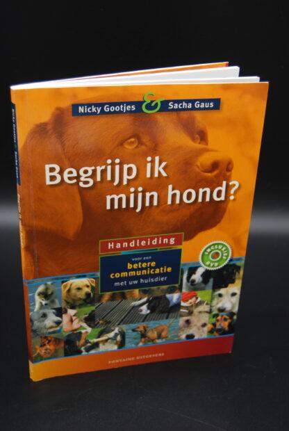 Hondenboek met DVD- hondengedrag,communicatie en lichaamstaal-