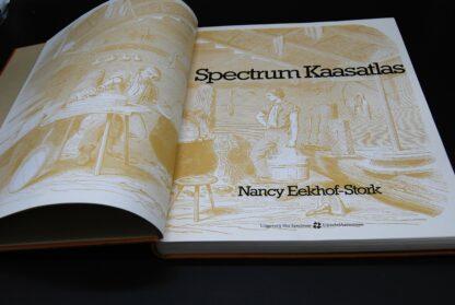 Kaasatlas Spectrum, 1e druk 1976