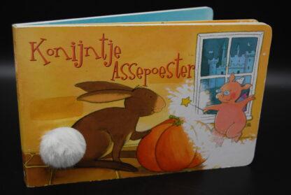 Konijntje Assepoester ISBN 9789085191391