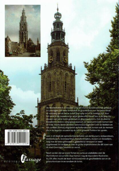 Martinitoren - Frans Westra (beschrijving)