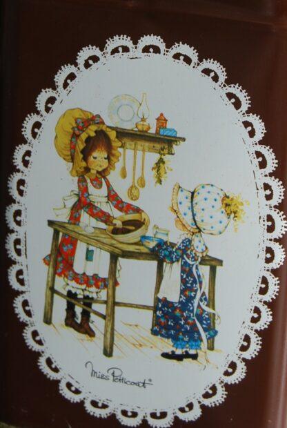 Miss Petticoat verzamelblik jaren 70-80