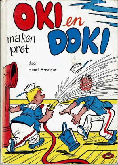 OKI en DOKI maken pret - Henri Arnoldus