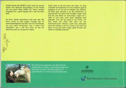 Paard en gezondheid, Basiskennis en EHBO - ELG Hermens (beschrijving)