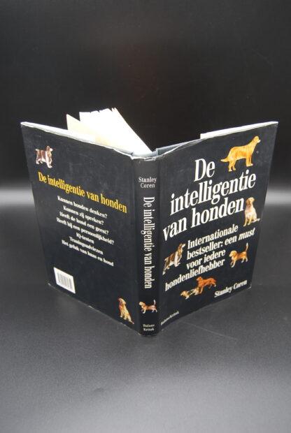 Stanley Coren-De intelligentie van honden-ISBN9789050182652