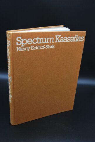 Vintage boek-Spectrum Kaasatlas, Nancy Eekhof-Stork