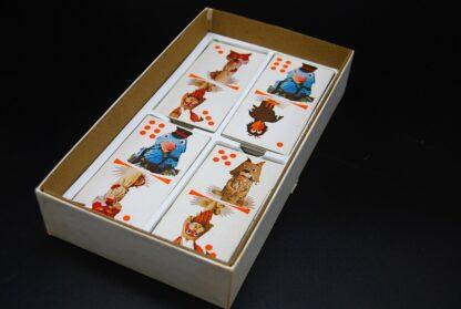 Vintage domino Fabeltjekrant