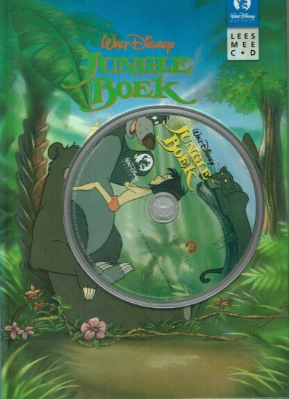 Walt Disney - Jungleboek, isbn 9789047601500