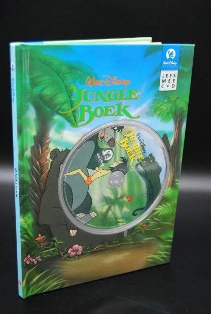 Walt Disney Jungleboek met lees mee CD