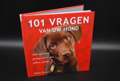 Wat uw hond graag van u zou willen weten-101 vragen van uw hond