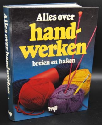 Alles over handwerken breien en haken