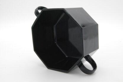 Arcoroc France octime soepkom zwart