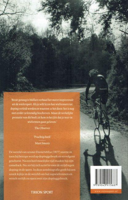 David Millar - Koersen in het duister-dopingverhaal wielrennen