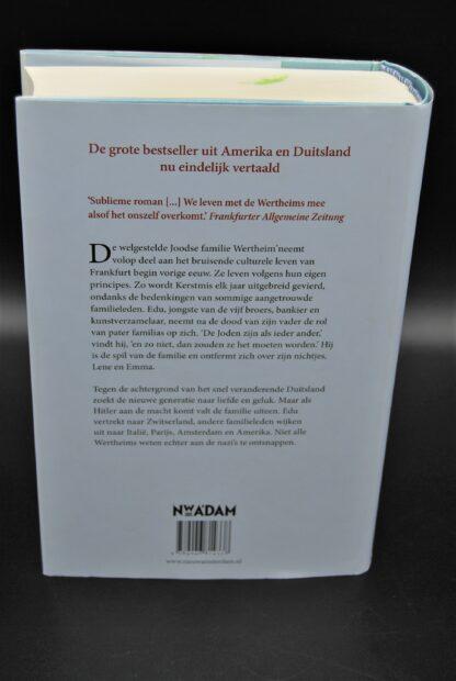 De Wertheims-ISBN 9789046814338