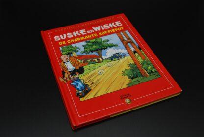 De charmante koffiepot (Douwe Egberts) - Suske en Wiske