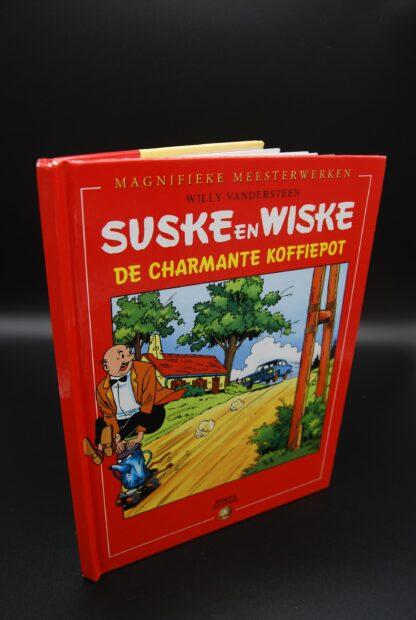 De charmante koffiepot - Suske en Wiske