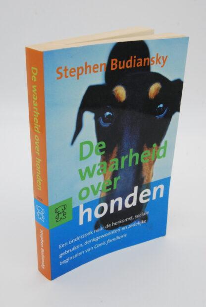 De waarheid over honden Stephen Budiansky - 9789046150122