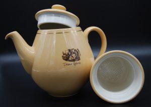 Vintage Douwe Egberts koffiepot