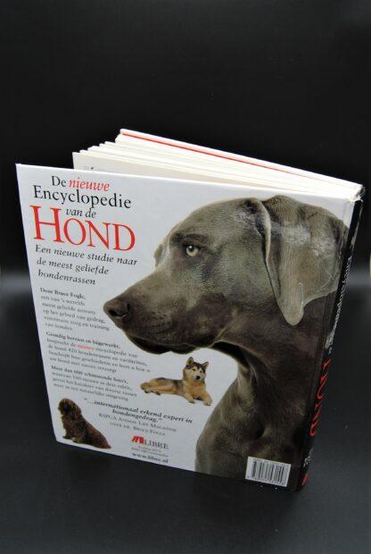 Dr bruce Fogle-De nieuwe encyclopedie van de hond-9789075531558