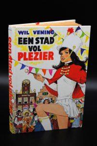 Een stad vol plezier-Wil Vening-jeugdboek 10-12jr