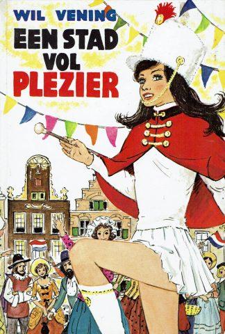 Een stad vol plezier, Wil Vening, jeugdboek jaren 80