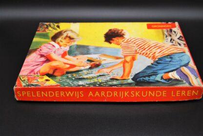 Groningen Provinciepuzzel-vintage