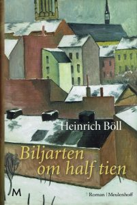 Heinrich Böll - Biljarten om half tien-isbn9789029091213