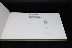 Henk van Dreumel-Theater Werkboek Grime en Haarstijlen-1975