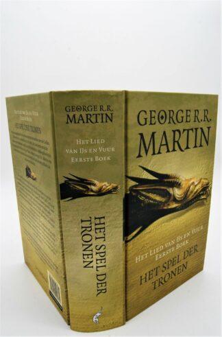 Het spel der tronen-eerste boek - RR Martin